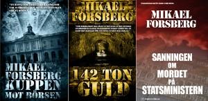 Böcker från Fobeco förlag